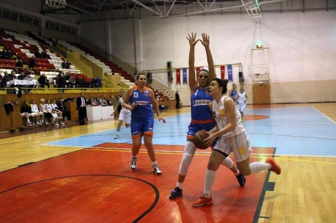 Kadınlar Basketbol 2. Ligi