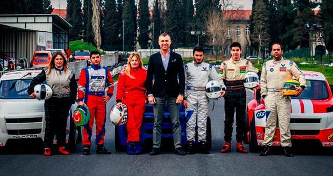 Geleceğin Schumacher'leri yetişiyor