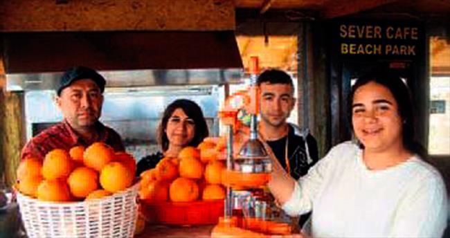 Portakal zorunluluğu