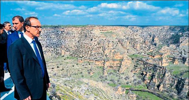 Ulubey Kanyonları'nı dünyaya açacak proje