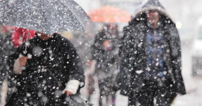 22 Mart 2015 yurtta hava durumu