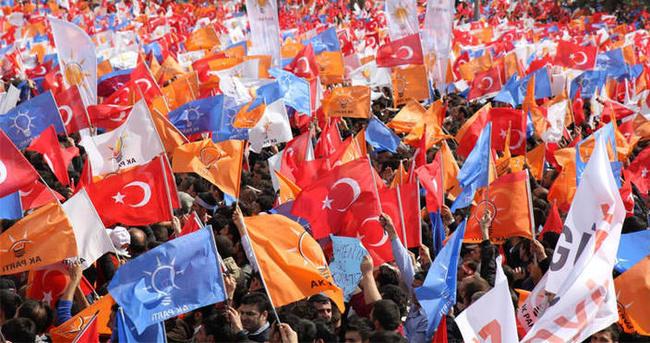AK Parti'ye o ilden rekor başvuru