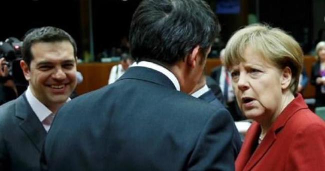 Avrupa bu görüşmeye kilitlendi
