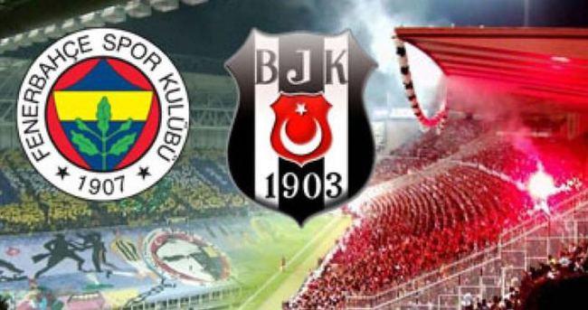 Fenerbahçe Beşiktaş özeti ve golleri (GENİŞ-ÖZET)