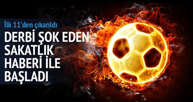 Fenerbahçe'de Gökhan şoku!