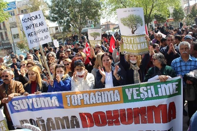 Aydın'da 'Jeotermal İsyan' Başladı
