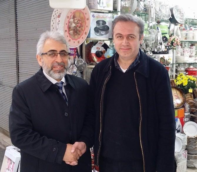 """Dr. Küçük; """"STÖ'ler Ve Esnaflar Ankara'da Danışmanım Olacak"""""""