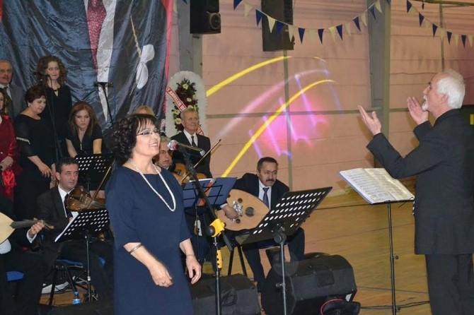 Alaplı'da Türk Sanat Müziği Konseri