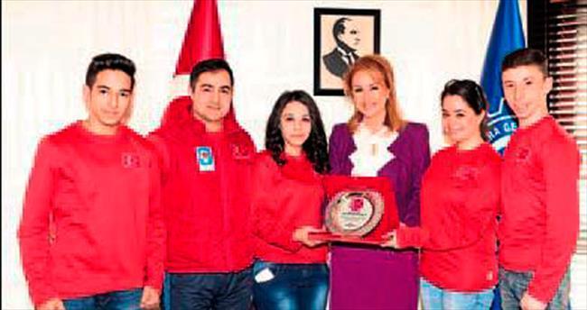 Sporcular da Semiz'i 'Yılın İş Kadını' seçti