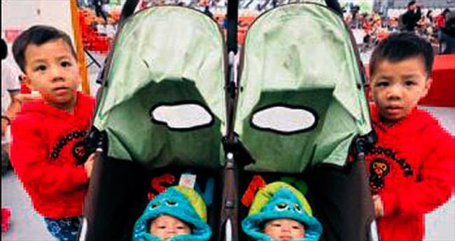 3 kuşaktır ailecek ikiz doğuruyorlar