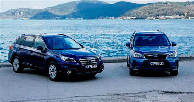 Japon Subaru'dan 2015'e damga vuracak modeller