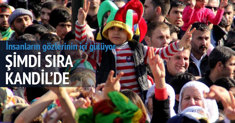 Öcalan'ın mesajından sonra sıra Kandil'de