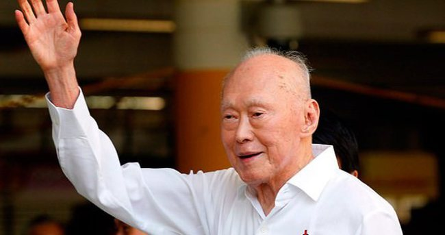 Singapur'un kurucusu Lee vefat etti
