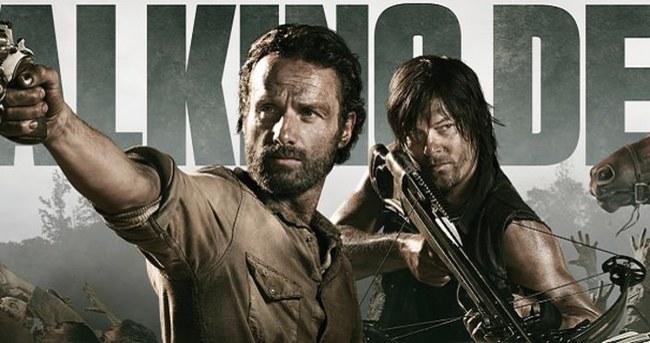 The Walking Dead 5. sezon 15. bölümde heyecan dozu artıyor