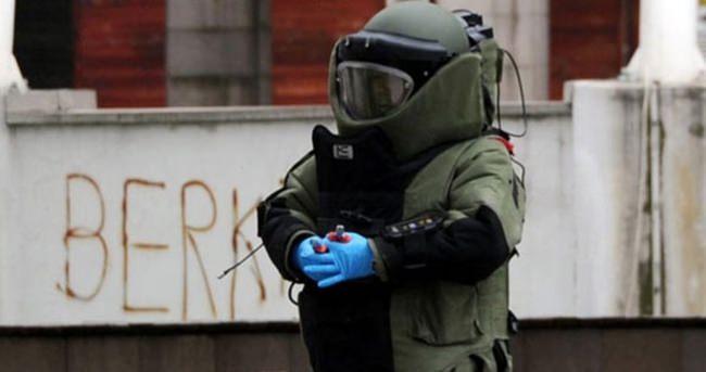 Antalya'da bomba düzeneği bulundu!
