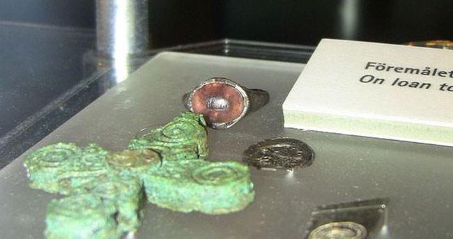 Viking mezarında bulunan yüzüğün sırrı