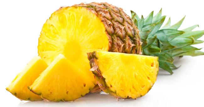 Ananasla selülitlere elveda