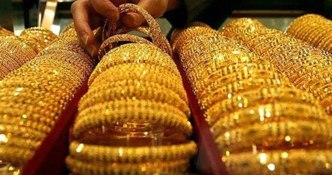 Altının kilogramı 97 bin 70 liraya geriledi