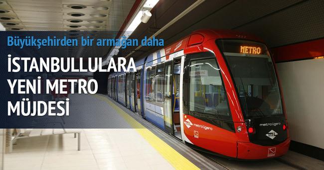 İstanbullular müjde! Yeni metro hattı geliyor