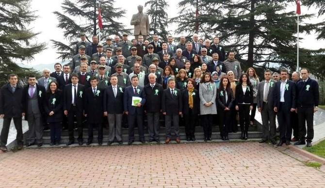 Karabük'te Orman Haftası Kutlamaları