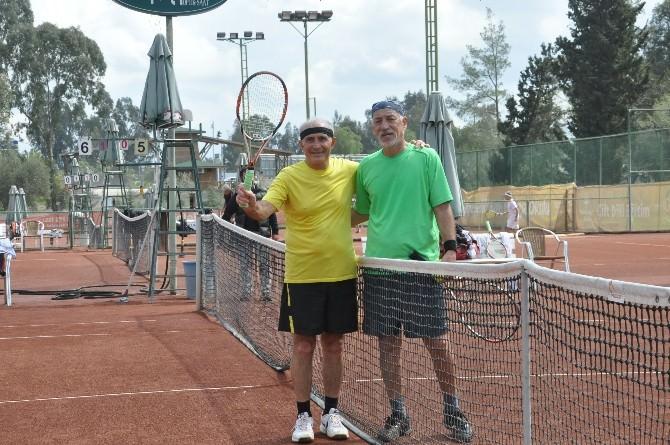 Senior Klasman Grubu Tenis Turnuvası