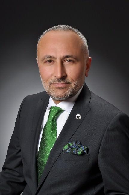 AK Parti Kayseri Milletvekili Aday Adayı Sait Yakut: