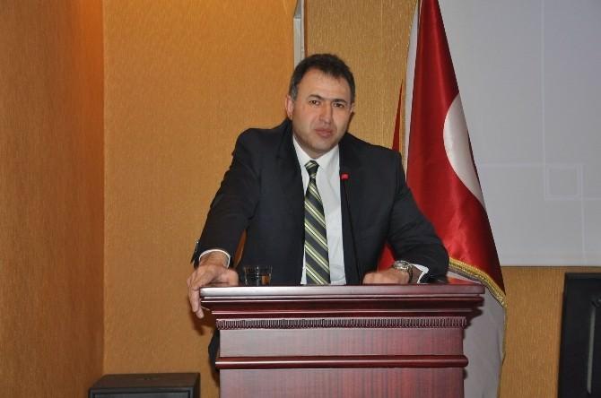 Aksaray'da Avukatlara Eğitim Semineri Düzenlendi