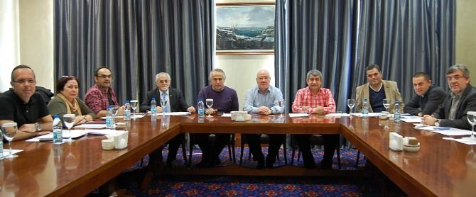 İşte Antalya'da Yılın Gazetecileri