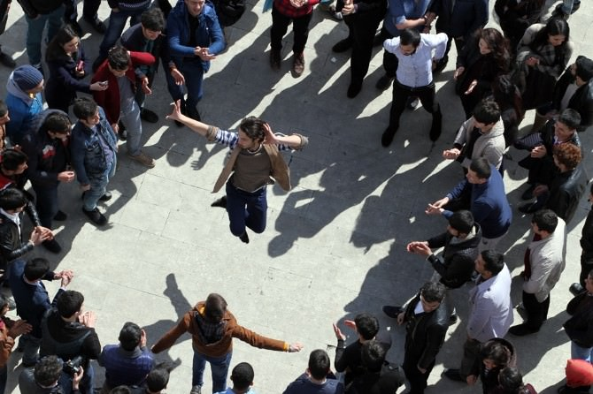 Baharın Müjdecisi 'Nevruz Bayramı' Coşkuyla Kutlandı