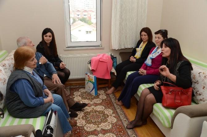 Beylikdüzü'nün Çınarları Yaşlılar Haftasında Unutulmadı