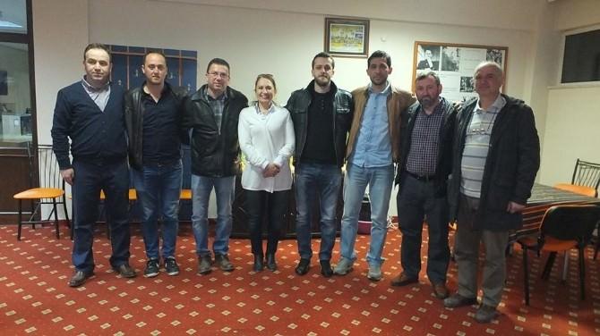 Yeşilyurtspor Kulübü Yeni Yönetimini Belirledi