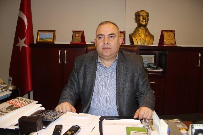 Edirne Ziraat Odası Meclis Başkanı Akgün: Mahsul Üretimi Azalırken, İthalat Artıyor