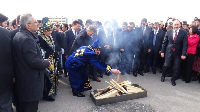 Erzincan Üniversitesi'nde Nevruz Bayramı Kutlandı