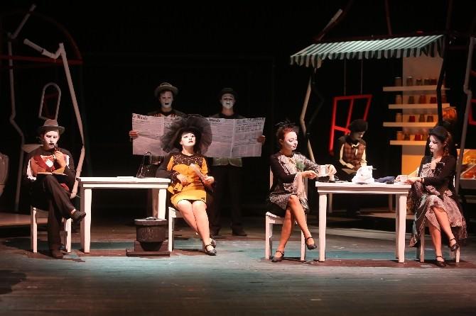 Eskişehir Şehir Tiyatroları'nın Ankara Turnesi