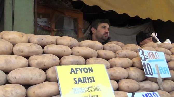 Patatese Stok Darbesi