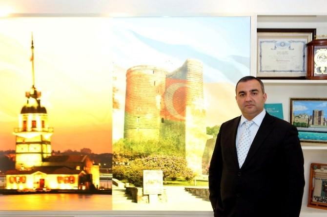 Azerbaycanlı İş Adamı İzmir'den Milletvekili Aday Adayı Oldu