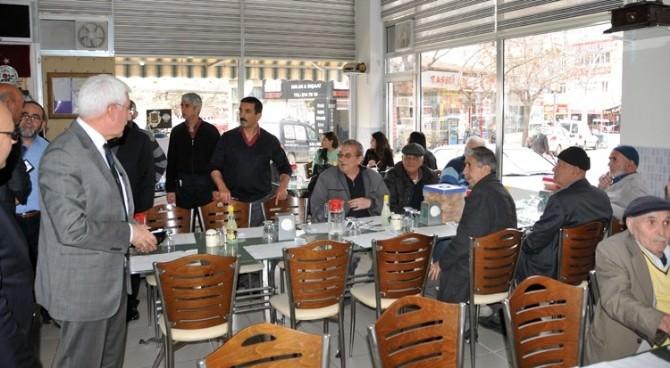 Karaman'da Yaşlılar Haftası Kutlandı