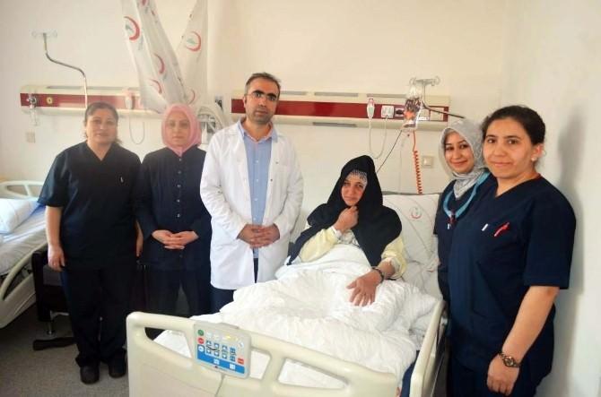 Kilis Devlet Hastanesi'nde Bir İlk Daha