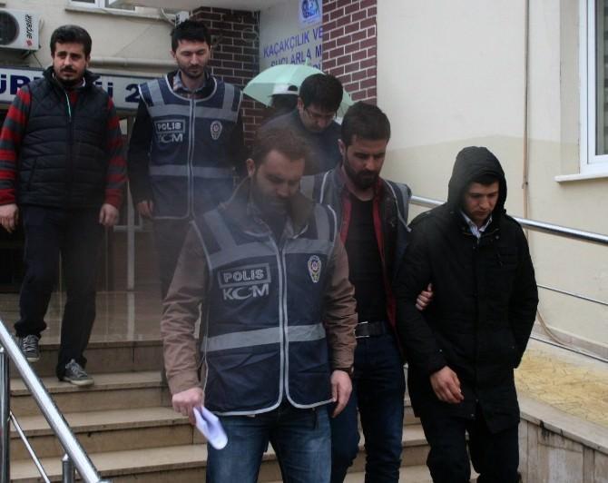 KPSS Şüphelileri Ankara'ya Götürüldü