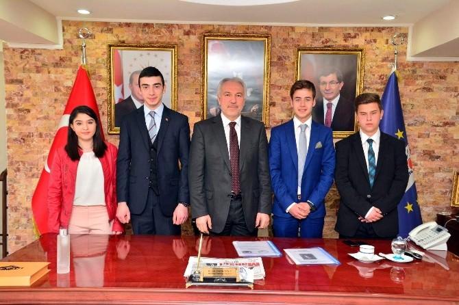Başkan Kamil Saraçoğlu: Gençlerin Çalışma Heyecanı Beni Mutlu Etti