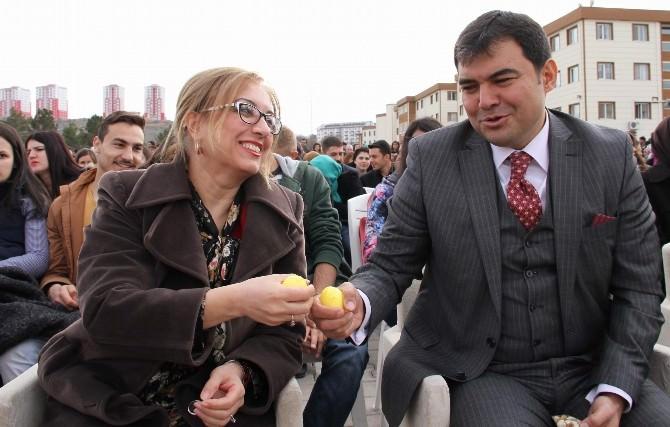 Hacı Bektaş Veli Üniversitesi'nde Nevruz Coşkusu