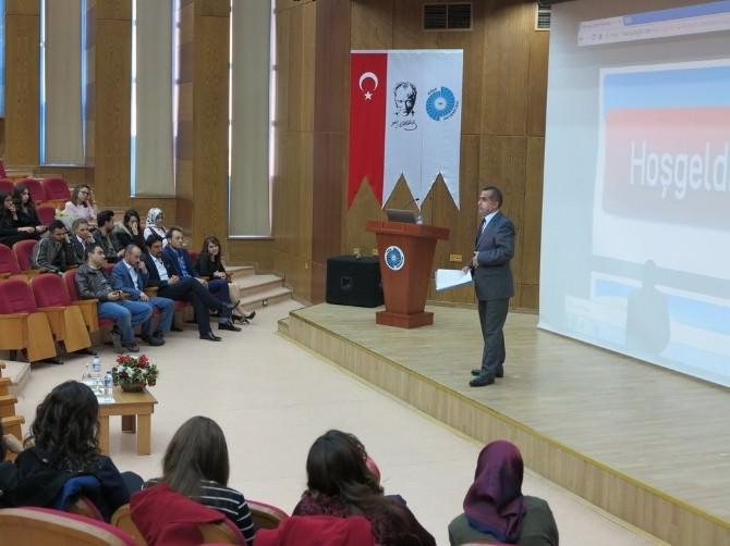Kpps Ve Öğrenci Motivasyonu Konferans Verildi