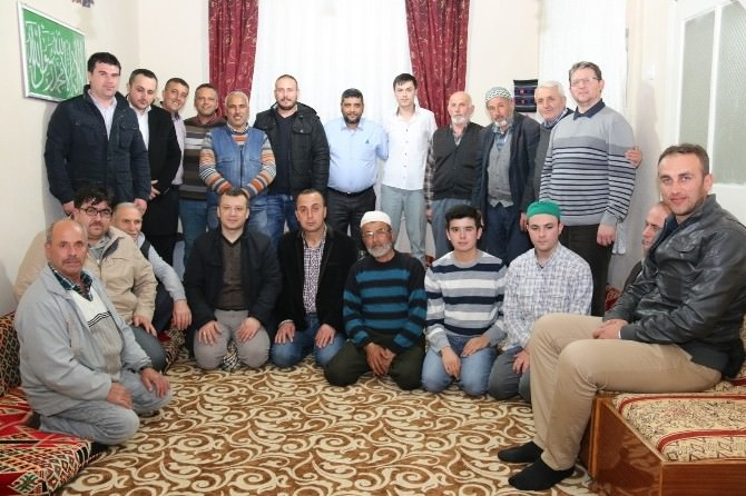 Osmanlı Ocakları'ndan Uşşaki Vakfı'na Ziyaret
