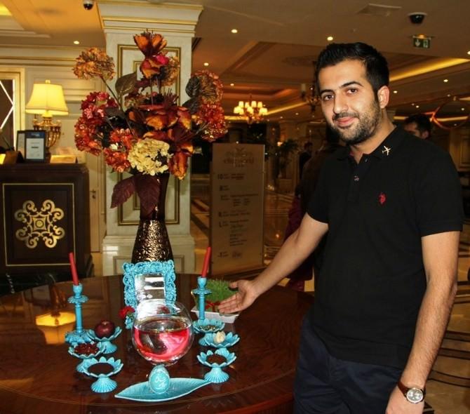 Elite World Hotels'den İranlı Turistlere 7 'S' Jesti
