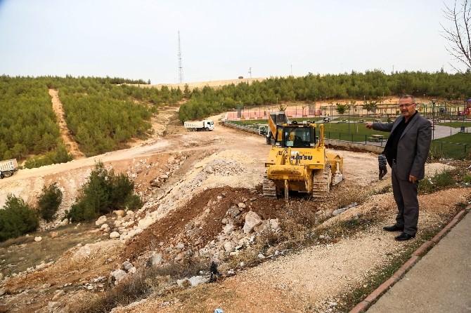 Beykent Bölgesinde Yol Sorunu Kökten Çözülüyor