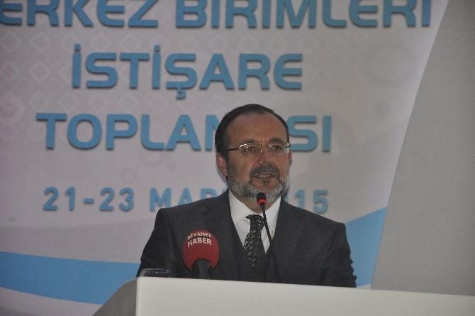 Türkiye Diyanet Vakfı'nın Kuruluşunun 40. Yılı Etkinliği