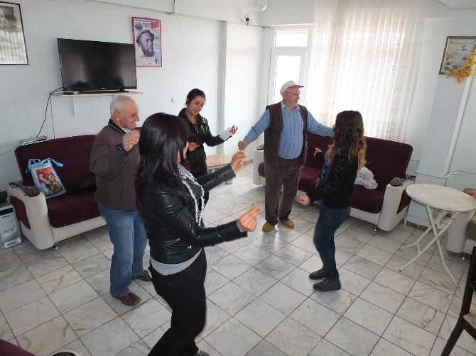 Yaşlılar Haftası Havran'da Kutlandı