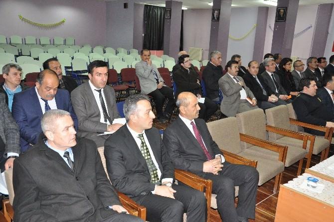 Yerköy 2015 Yılı Sodes Proje Teklif Çağrısı Anlatıldı
