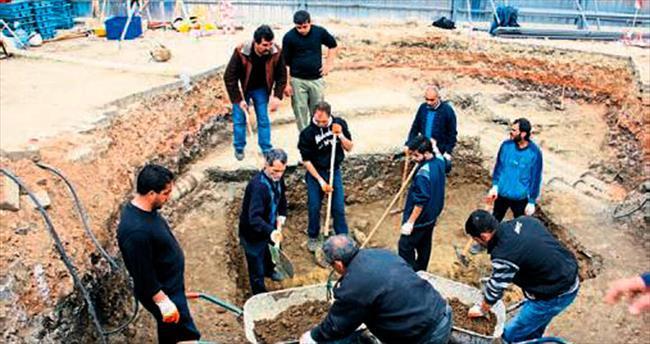 Konak Tüneli'ndeki arkeolojik tecrit bitti