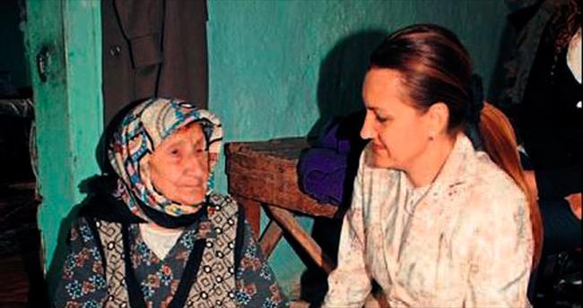 Nükhet Hotar: Yaşlılar baş tacımızdır